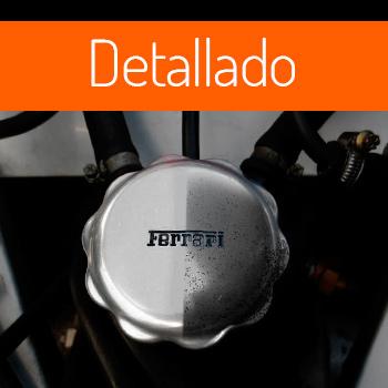 Centro especializado en detailing, detallado y pulido en la zona de Levante: Alicante, Murcia, Almería...