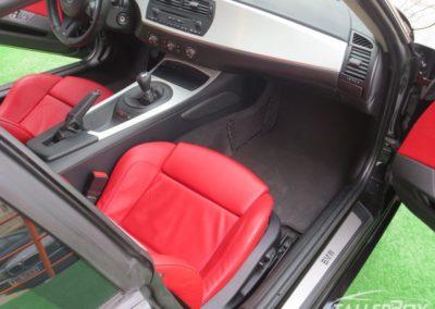 Limpieza interior BMW Z4