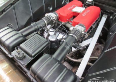 Vano motor Ferrari 360 Modena