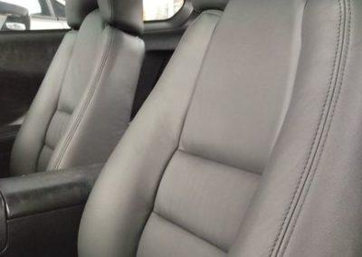 Asientos delanteros tapizados en cuero Toyota Supra MKIV