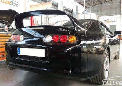 Toyota Supra MKIV en TallerBox