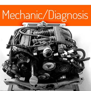 Taller mecánico en Cartagena (Murcia) especializado en alta gama: BMW, Porsche, Mercedes, Audi y Volkswagen.