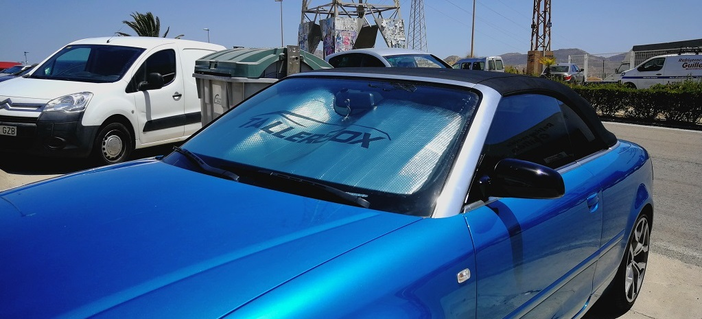 Consigue un parasol premium GRATIS!!!