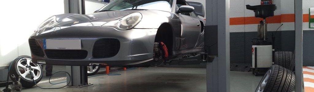 Taller especialista Porsche en Cartagena, Murcia.