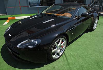 Aston Martin Vantage detallado en TallerBox, Cartagena - Murcia - Alicante