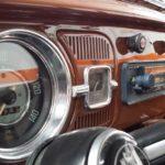 Cuadro de instrumentos VW Escarabajo clásico