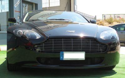 Detallado Aston Martin Vantage