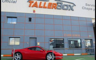 Detallado Ferrari 458 Italia