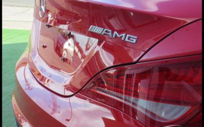 Detallado coche nuevo – Mercedes CLA AMG