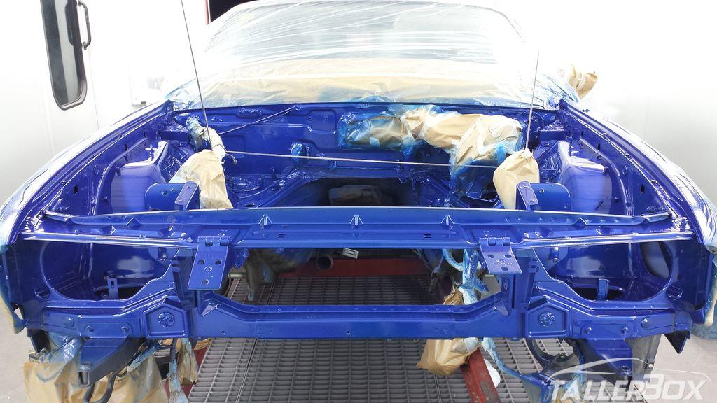 Restauración Jaguar XJ '92