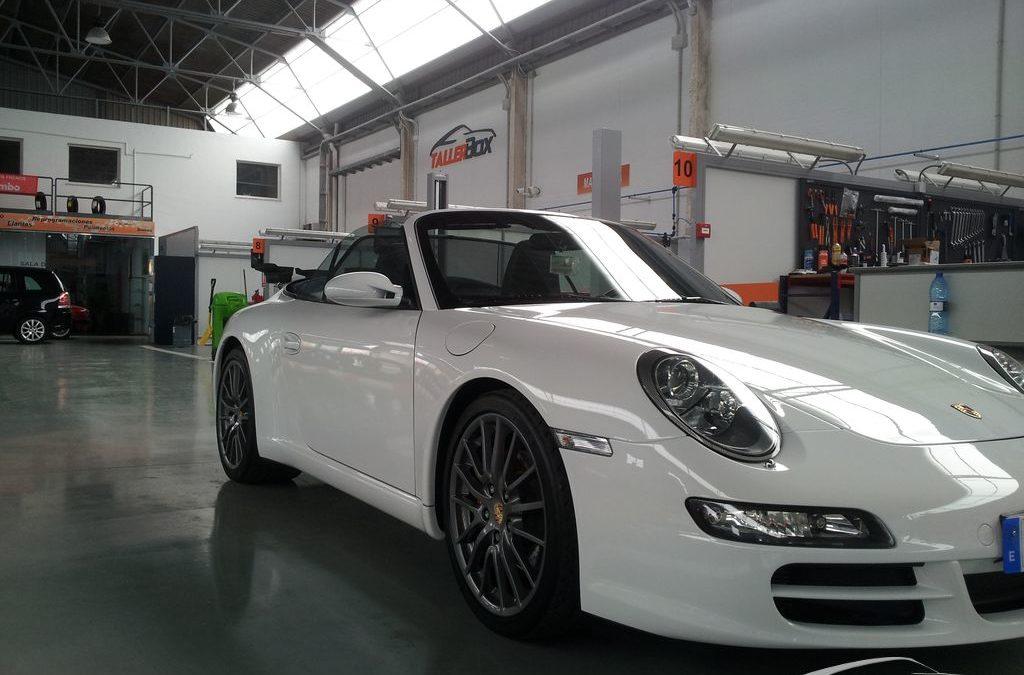 Sustitución IMS Porsche