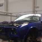 Desmontaje exterior - Restauración Jaguar XJ