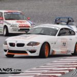 BMW Z4 M drifting