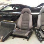 Tapicería interior Toyota Supra MKIV