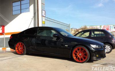 Personalización BMW Serie 3 Coupe