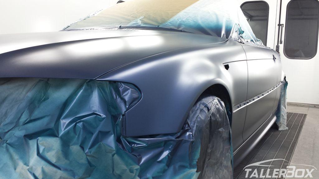 Pintar BMW Serie 3 cabrio