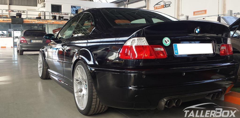 Reglaje válvulas BMW M3