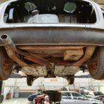 MINI antiguo listo para desmontar mecánica de ambos ejes