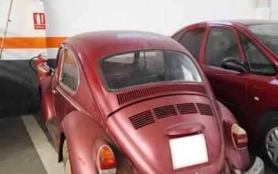Restauración Escarabajo del '69 – CANCELADO