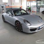 cambiar de color su Porsche