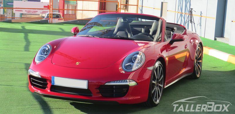 ¿Ha comprado un Porsche Approved o de stock y no le convence el color?