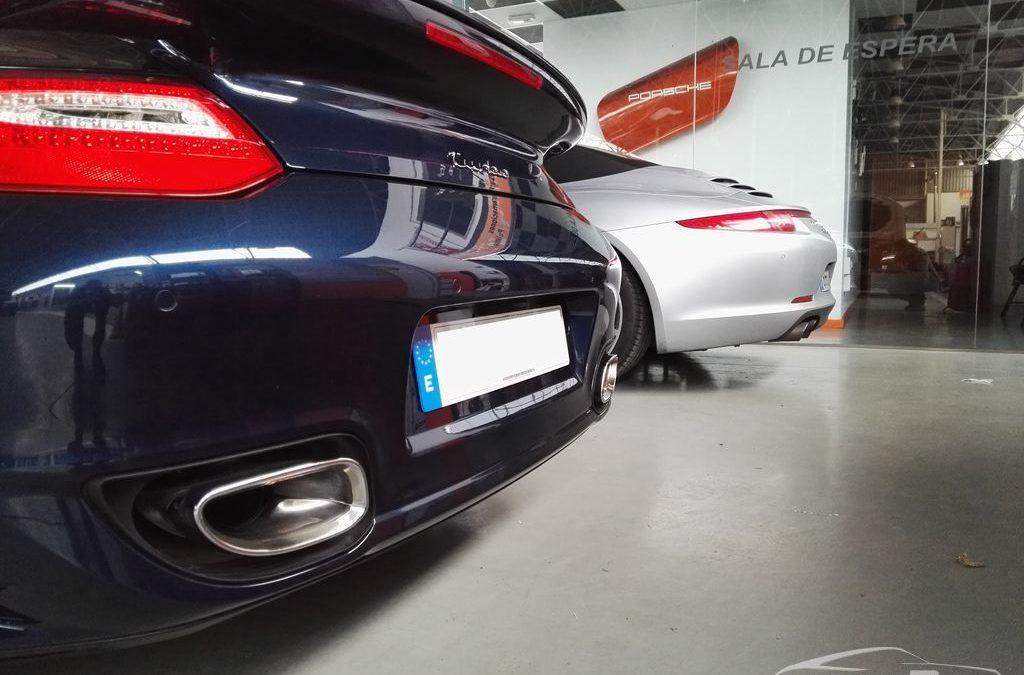 Taller Porsche en Cartagena – Murcia