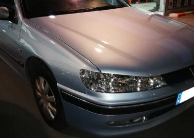 Peugeot 406 reparado