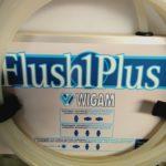 Máquina para la limpieza de circuitos de aire acondicionado