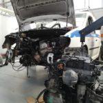 Reparación motor VW Caddy