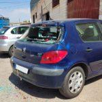 Peugeot 307 destrozado