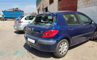 Me han destrozado el coche… ¿y ahora qué?